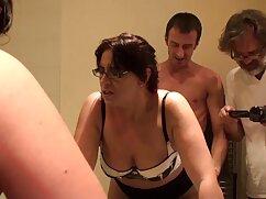 Uomo paffuto e la sua ragazza porno romantico italiano sono super hot